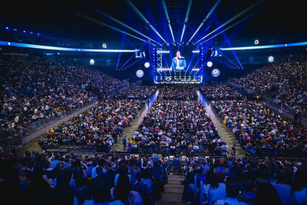 Lanxess-Arena Köln 2019